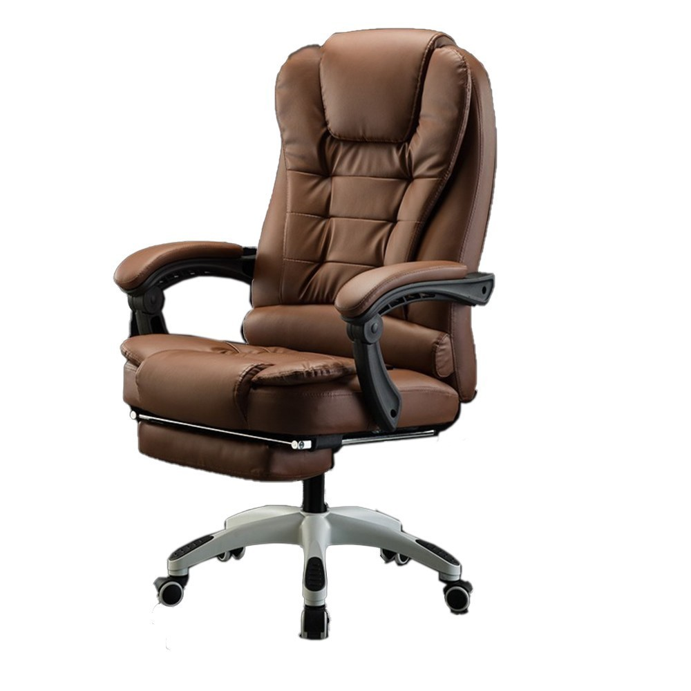 High Quality H-4 Esports Silla Gamer Gaming Office Chair With Footrest Ergonomics Can Lie Synthetic Leather Wheel Household