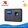 "2.4"" Color TFT Biometric Fingerprint Time Attendance USB Communication Office Fingerprint Time Attendance Clock Employee machine"