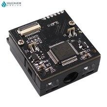 Низкая Цена CCD сканер штрих-кодов 1D ttl rs232 usb маленький Модуль сканера штрих-кодов