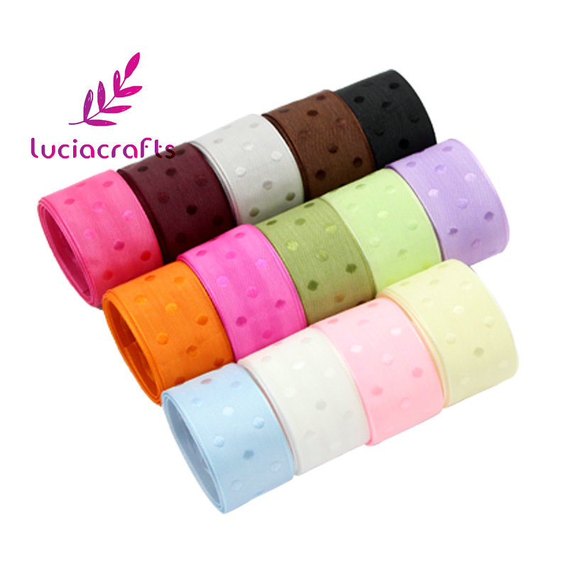 Home & Garden Arts,crafts & Sewing Lucia Crafts Multi Styles Ribbon Grosgrain Satin Hemp Ribbons Diy Gift Wrapping Wedding Decor Materials 040054210 Delaying Senility Sincere Sale