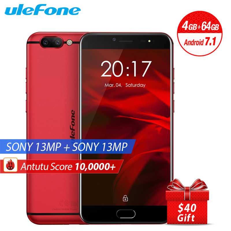 Original Ulefone Gemini Pro Mobile Phone 5.5