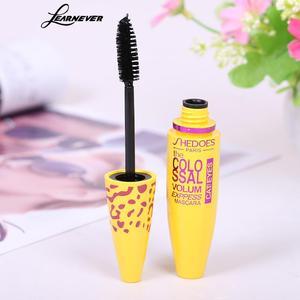 Image 4 - 1pc Makeup Mascara Eyes 3D Fiber Lashes Volume Cosmetic Makeup Extension Length Long Curling Black 3D Mascara Eye Lashes Tools