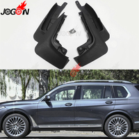 For BMW X7 2019+ Front Rear Mudguard Mud Flaps Splash Guard Mudguards Fender Anti Dust Protection