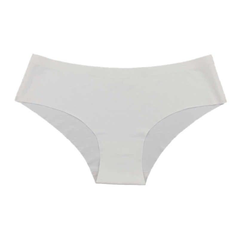 164aeb74ab8 ... 2017 Brand Quality Briefs Seamless Panties Flower Print Underwear Women  Sexy No Show Cheekster Panty bikini ...