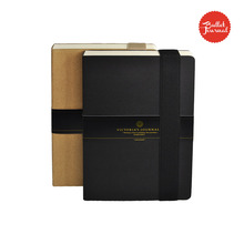 Jurnal Victoria Jurnal Peluru Copelle Kraft Hard Cover Notebook Dotted Bujo