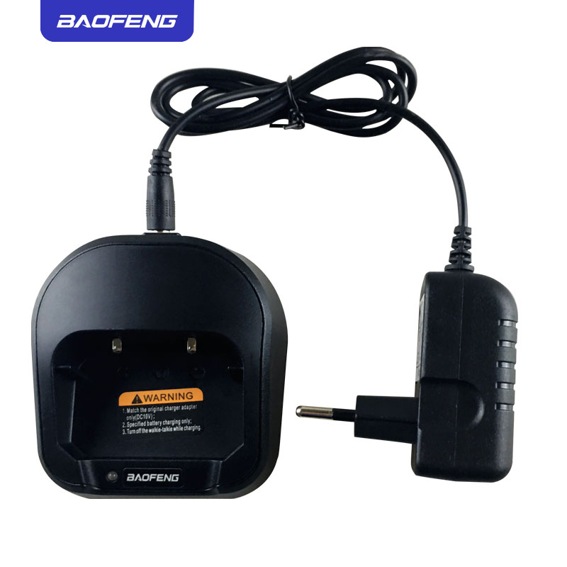 Baofeng RS-UV800 Desktop Battery Charger For UV800 Parts Tabletop Li-Ion Charge Cb Radio Baofeng Walkie Talkie Accessories