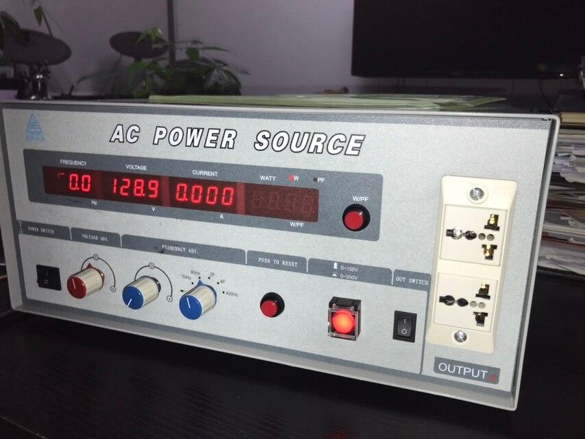 Высокая точность AC мощность высокого напряжения инвертор 1000VA переменная частота 1000 Вт Источник питания переменного тока преобразования PS6101