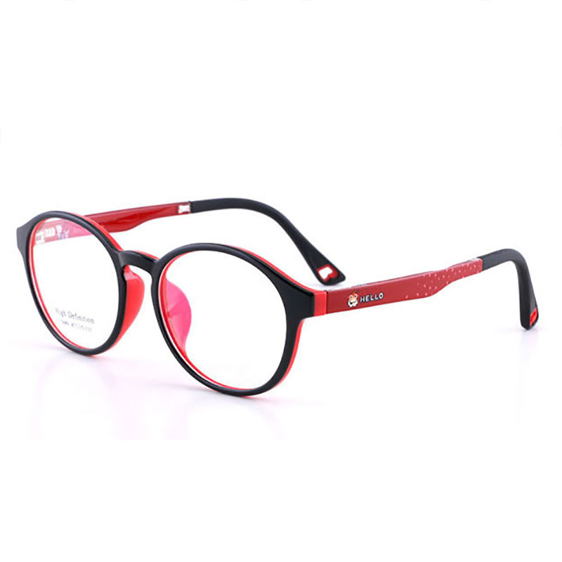 5689 Child Glasses Frame For Boys And Girls Kids Eyeglasses Frame Flexible Quality Eyewear For Protection And Vision Correction