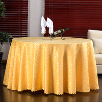 Hot Sale Table Cloth Round Printed Tablecloth Restaurant Household 220cm 240cm Tablecloths For Wedding Crochet Round Tablecloth