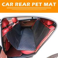 1470x1370mm Pet Seat Cover Waterproof Car Rear Back Carrier Protector Dog Cat Mat Pad