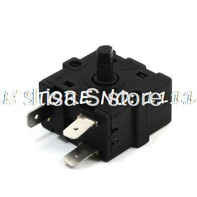 Electric Room Heater 3 Position 3Pin Rotary Switch Selector AC 250V 16AElectric Room Heater 3 Position 3Pin Rotary Switch Selector AC 250V 16A