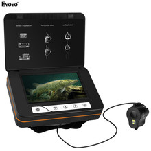 Eyoyo 5 1000tvl Underwater Fishing Video Camera Inch LCD Monitor Kit 130 Degree View Angle Camcorder Ice