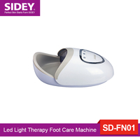 SIDEY Foot Therapy Machine/Led Beauty Foot Spa Machine/Foot Spa Home Massager