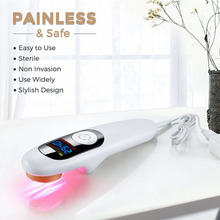 Low Level Laser Acupuncture Rehabilitation Physical Therapy Pain Relief Device christmas promotion sport injury laser pain relief instrument for physical therapy rehabilitation