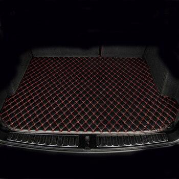 Esteras para maletero de coche, para BMW serie 7, F01, F02, 730i,...
