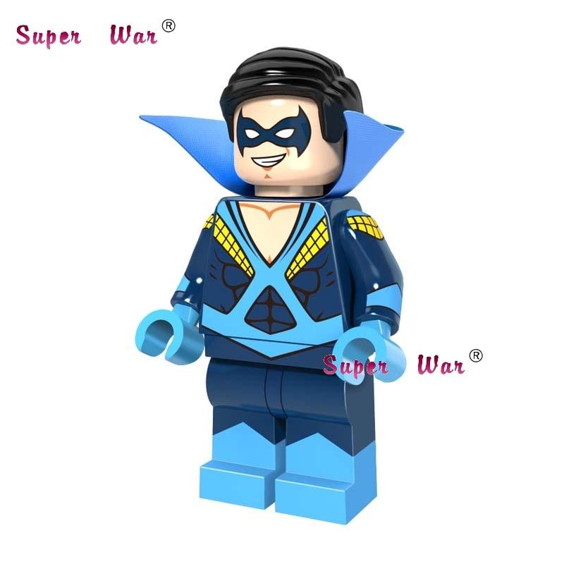 1pcs star wars super heroes marvel dc comics Series Nightwings building blocks models bricks toys for children brinquedos menina