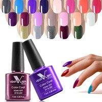 Top Quality Venalisa Gel Nail Polish UV LED Soak off Lacquer 60 Colors Canni Nail Gel Polish