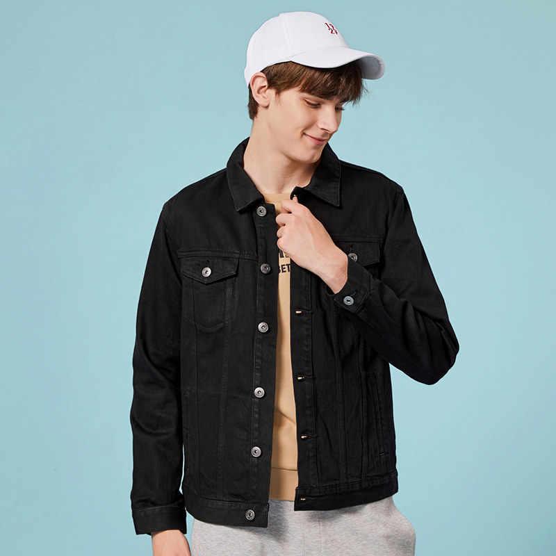 סמיר גברים jaqueta masculino כותנה בגדי אופנה מעילי streetwear אביב קלאסי chaqueta hombre
