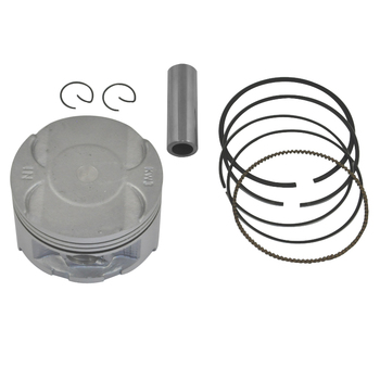 For Honda AX-1 KW3 AX 1 Bore 70mm Standard +25 +50 Size Motorcycle Engine Accessory Piston Ring Kits Motor Bike Cylinder Parts