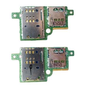 Image 5 - Soporte para lector de tarjetas SIM Lenovo Pad S6000 S6000 S6000H, Conector de ranura flexible, piezas de repuesto para placa de Cable