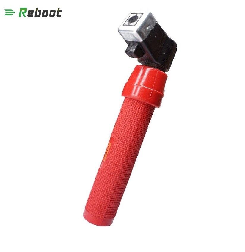 Reboot 400A Twist Electrode Holder Clamp Welding Electrode Holder Clamp Copper Forging Tooth Accessory For ARC/Tig /Mig welding