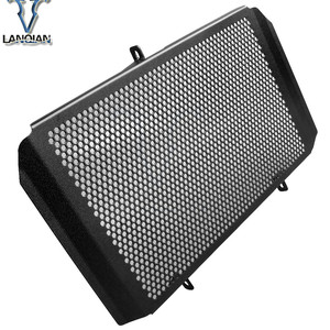 Image 5 - Motorcycle Frames Fittings Radiator Guard Protector Grille Grill Cover for kawasaki z800 Z 800 z800e 2013 2014 2015 2016 2017