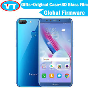 "Huawei Honor 9 Lite 5.65 ""Screen Octa Core Mobile Phone Dual SIM Cards 4 GB Ram"