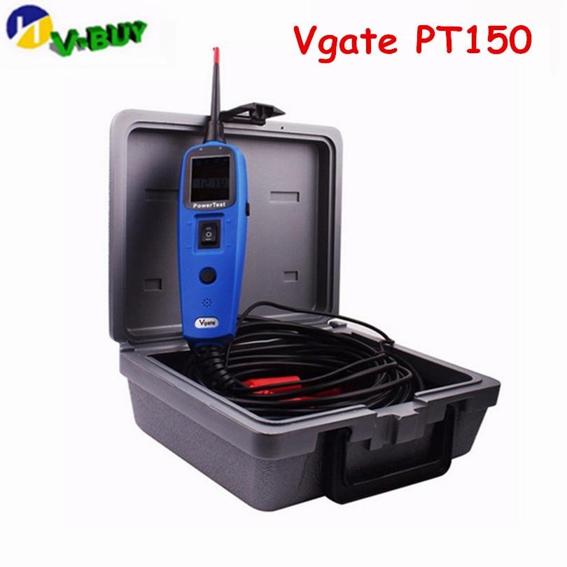10 pièces Vgate PT150 PT 150 testeur de Circuit électronique sonde de puissance outil de Diagnostic mieux que YD208 PS100 VSP200 outil électrique