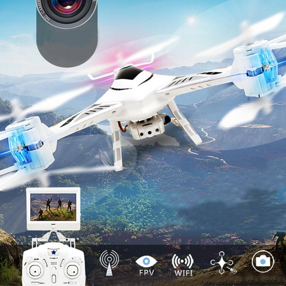RC Helicopter 2.4GHz 4CH RC Mini Drone Quadcopter with Headless Mode Quadrocopter jjr c jjrc h43wh h43 selfie elfie wifi fpv with hd camera altitude hold headless mode foldable arm rc quadcopter drone h37 mini