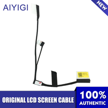 AIYIGI New Original LCD Screen Cable For DCM40 EDP HD Cable DC02002UM00 100% Brand New LCD Line Notebook/Laptop Accessories 10 1 b101aw03 v 0 s10 laptop lcd screen gradea and brand new to whole sale