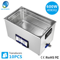 SKYMEN 30L Ultrasonic Cleaner Heater Timer Sonic Injector Industrial Metal Parts PCB Board Lab Medical Tools Sonic Washing Bath