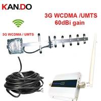 W Cable Yagi Antenna 3G Gain 55dbi LCD Display Function Max 500 Sq Meter Work 3G