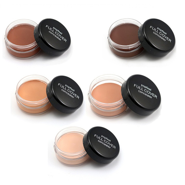 Eyes Primer Concealer Contour Cream Paste Long Lasting Moisturizer Natural Eyes Face Brighten Cosmetic Make Up Base 2
