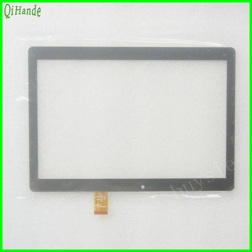 Новый HSCTP-823-10.1-V1 2016.09.03 HXS планшет емкостный сенсорный экран внешняя панель экрана часть HSCTP-823 DIGMA PLANE 1504B 4G