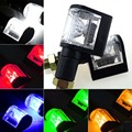 2pcs Universal Waterproof Motorcycle Turn Signal Indicator Light Lamp 12V Motor Bike Steering Change Direction LED