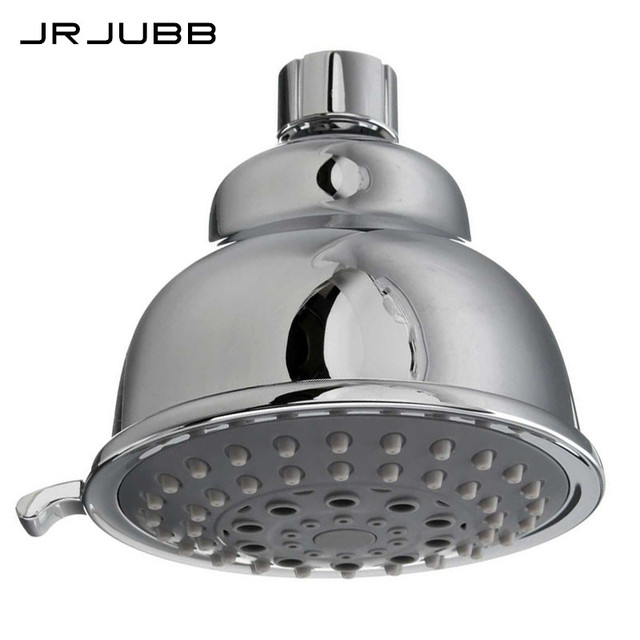 4 inch top shower head Five Functions Small Shower head Nozzle ...