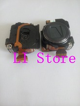 Free shipping Original w290 lens lcd ccd camera lenses for sony camera parts
