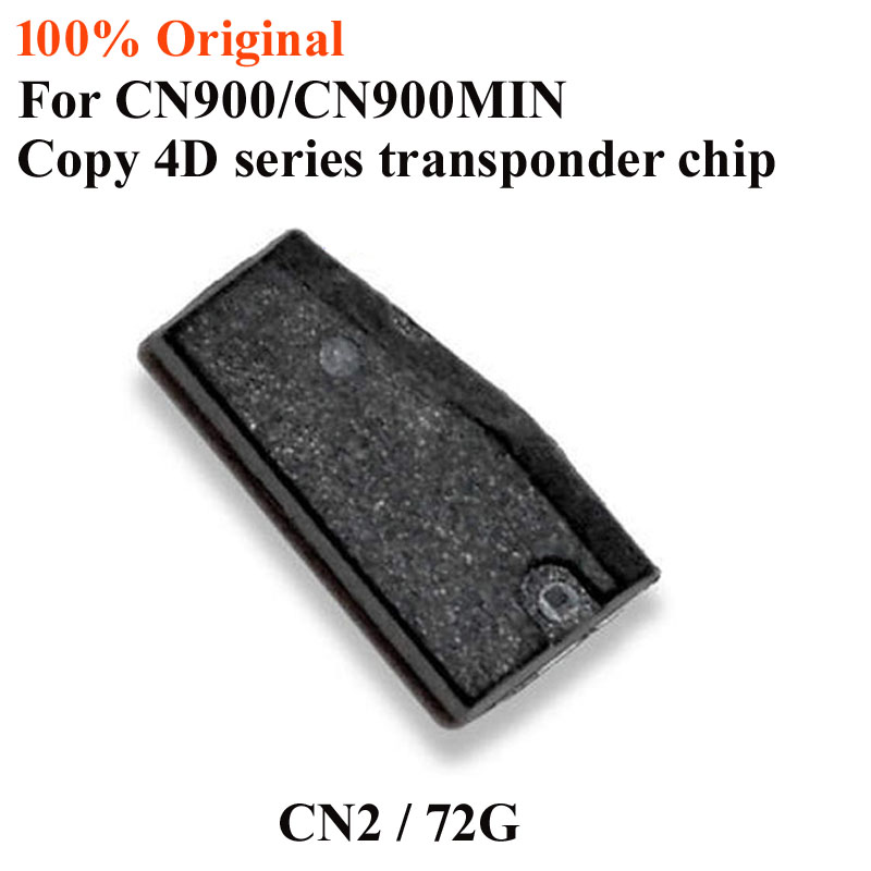 Original CN2 transponder chip for CN900 AD900 CN900MINI universal ID4D transponder chip duplicator 4D series chip