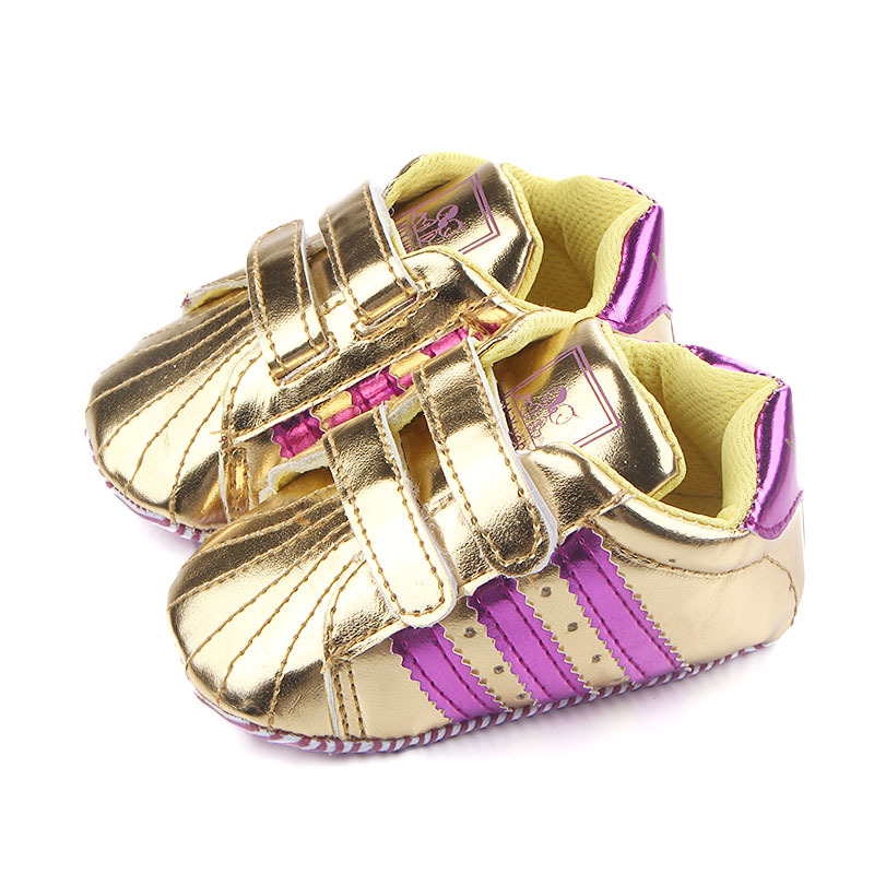 Baby Boy Toddler Shoes Sneakers Infant Kids Soft PU Anti-slip Sole Shoes Baby Girls Sport Casual Shoes 2019