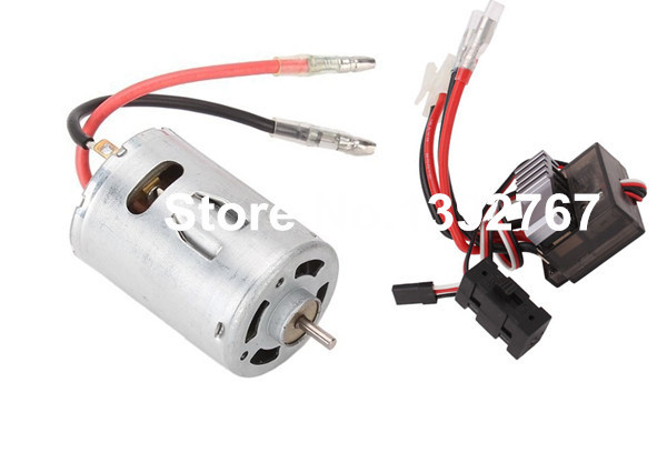 Online 1 Set 320a Brush Esc 540motor 03011 Rs540 26 Turn Rc Car Remote Control Cars Hsp 10 Scale Models Brushed Electric Engine Motor Aliexpress