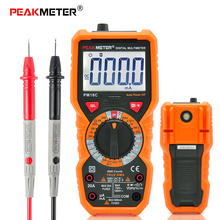 Handheld Digital Multimeter High precision Anti-burn frequency Capacitance Universal Meter NCV Measurement PM18/PM18C