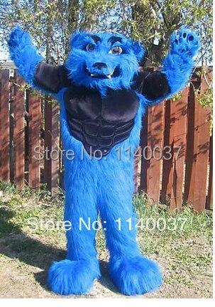 mascot Blizzard Monster mascot costume custom fancy costume anime cosplay kits mascotte theme fancy dress carnival costume