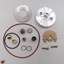 KP39 Turbo tamir takımları, taşıyıcı yatak 360 derece, thrust yaka kısa Length9.8mm, tedarikçi AAA Turbo parçaları