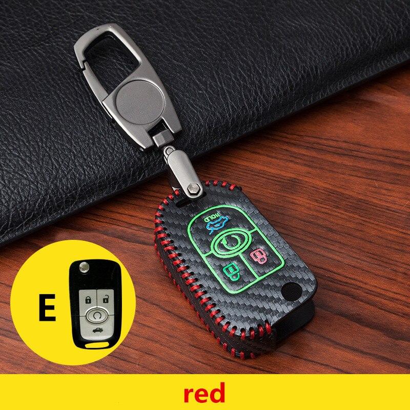 2019 NEW FASHION Key Chain Car Key Fob Case Shell For Buick 3/4/5/ Flip Remote ENCORE ENVISION NEW LACROSSE Shell keyless