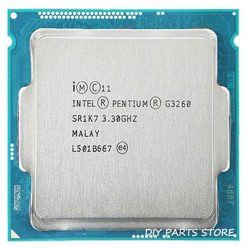 Intel Celeron Dual-Core G3260 3.3GHz Dual-Core 2 MB  LGA 1150 TPD 53W  RAM DDR3 DDR3L 1333 1 Year Warranty