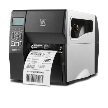 Zebra ZT230 203dpi Industrial Printers barcode printing machine most affordable industrial printers