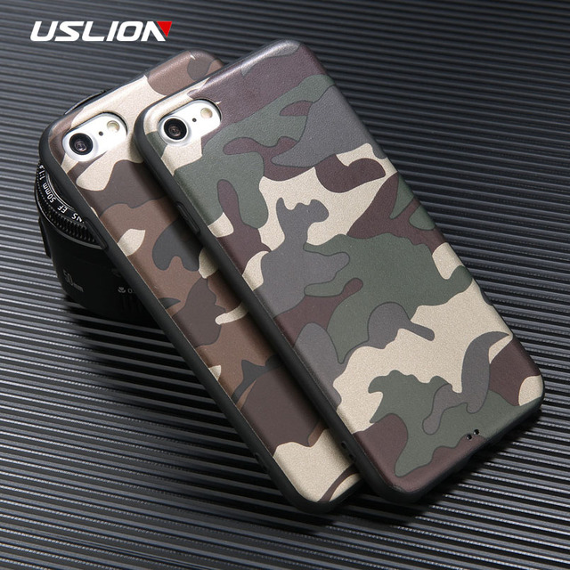 iphone 8 plus case camouflage