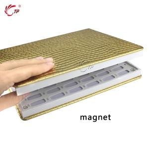 Image 4 - TP faux ongles, livre dexposition pour manucure, 120 couleurs, livre avec pointes, vernis Gel UV acrylique, coloration, carte, Kit de Salon