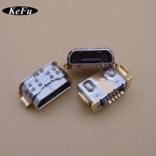 50pcs micro mini Usb charging dock port jack connector for huawei play 6 MYA-AL10 enjoy 6s DIG-AL00 Y6II Y6 II CAM-L23 L21 plug