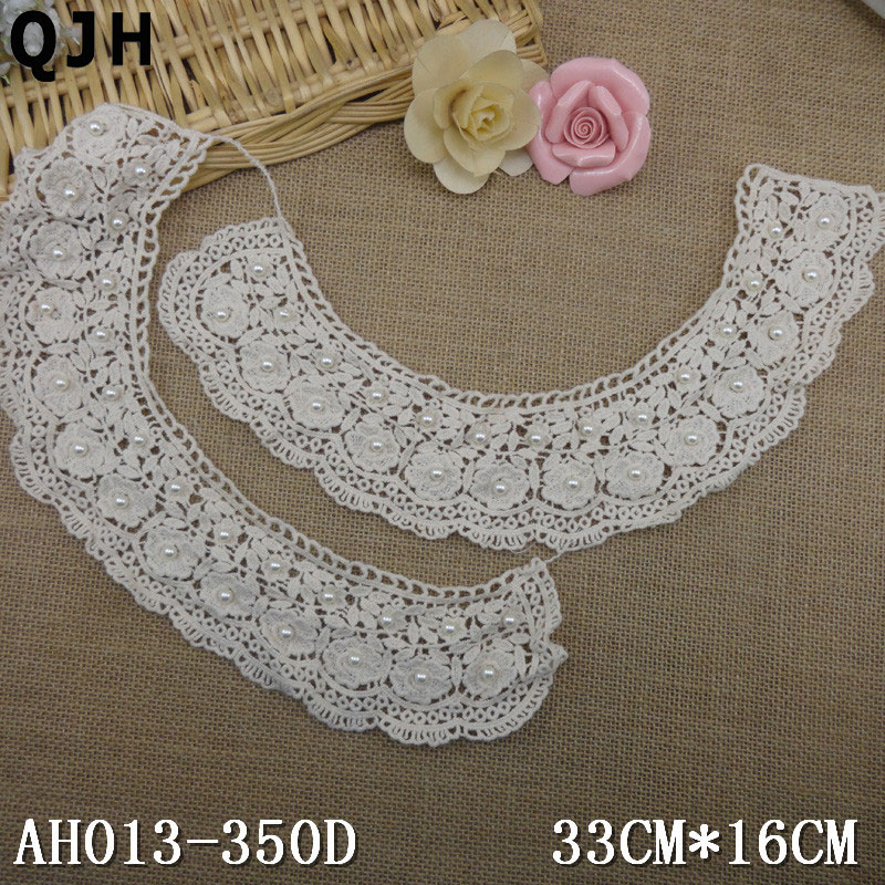 1pair beading and embroidery cotton thread water soluble